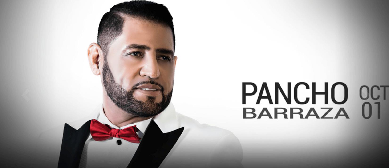 """EL LADO NATURAL DE PANCHO BARRAZA CON """"NUNCA CAMBIES"""""""