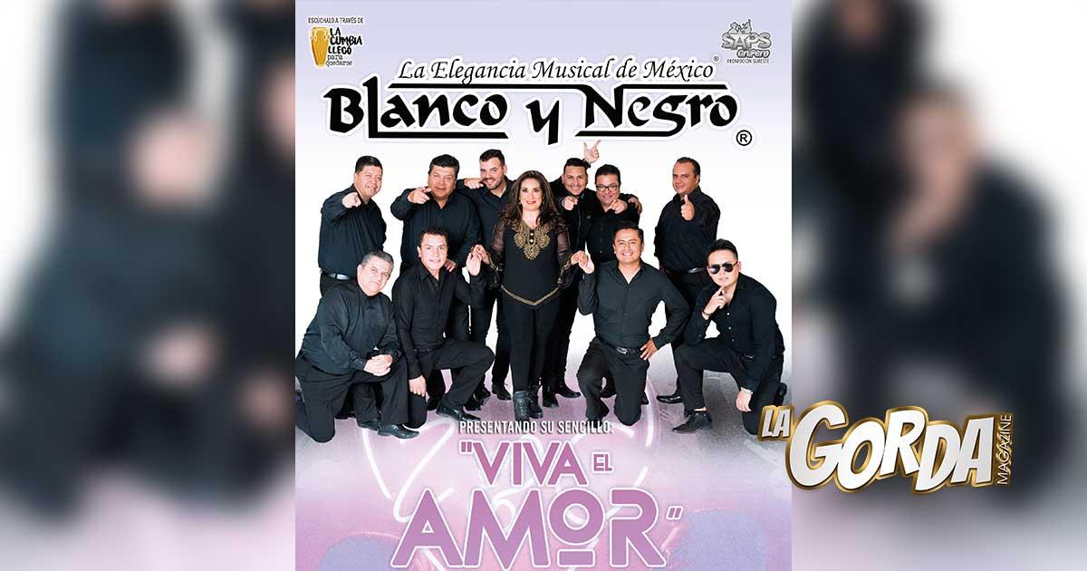"""""""El Micrófono de Oro"""" es para Blanco y Negro por enaltecer la cumbia en México"""
