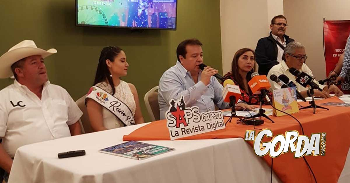 Mariano Rosales, presenta oficialmente la Feria Villaflores 2020