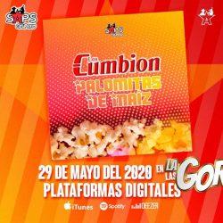 """Las """"Palomitas De Maíz"""" también se disfrutan con Los Cumbión en nuevo tema"""