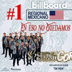 Banda Los Sebastianes logran el #1 Billboard en Estados Unidos