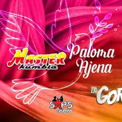 """Master Kumbia se lleva una """"Paloma Ajena"""" en lanzamiento musical"""