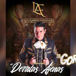 Luis Alberto Fernández, El Charro Dorado que brilla en el mundo