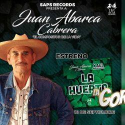 Enamórate de la vida con la música de Juan Abarca Cabrera