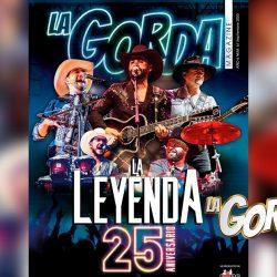La Leyenda celebra 25 años de trayectoria musical