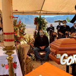 Brindan último adiós a Flor Silvestre en Zacatecas