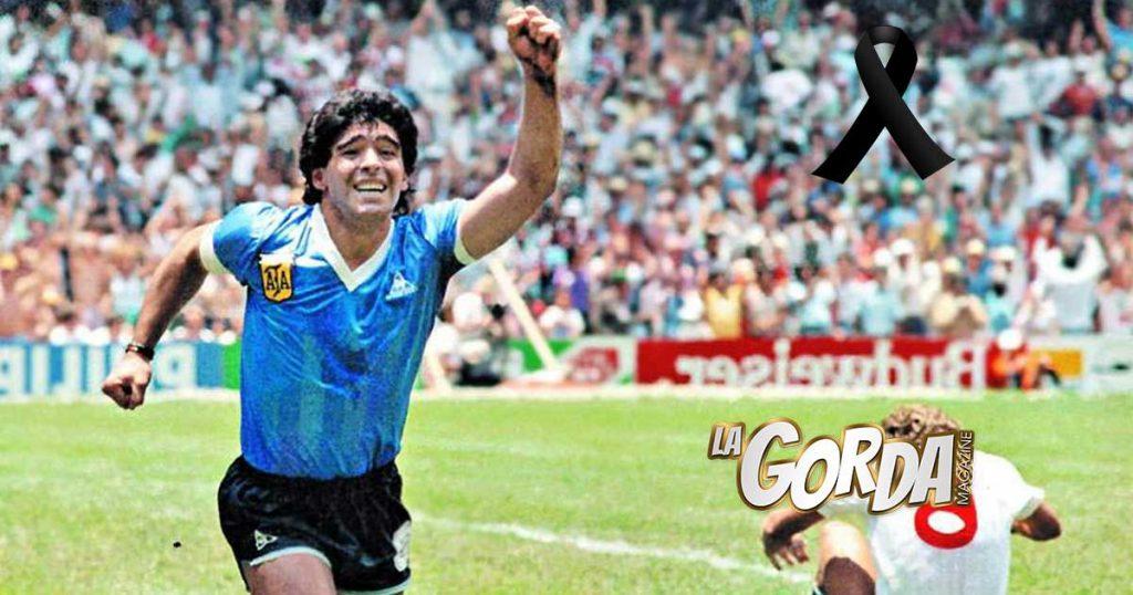 Diego Armando Maradona, fallece
