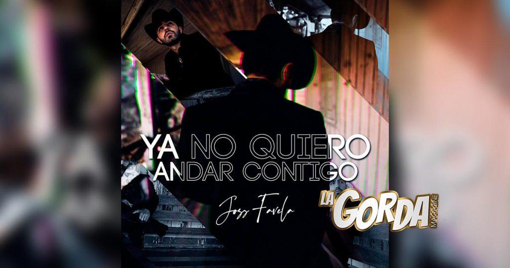 """Joss Favela es el rey de la radio con """"Ya No Quiero Andar Contigo""""."""