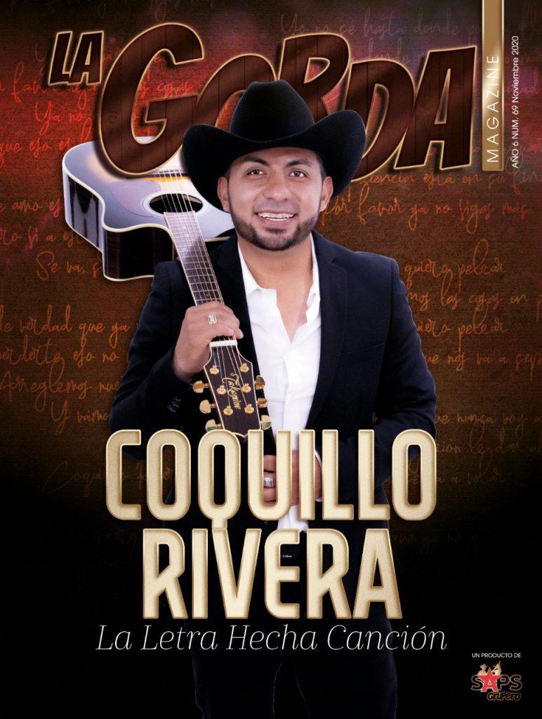 La Gorda Magazine Noviembre 2020, Coquillo Rivera