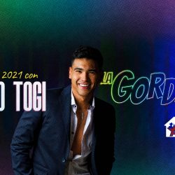 Eduardo Togi: portada La Gorda Magazine Enero 2021