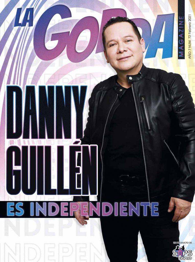 Danny Guillén, Portada La Gorda Magazine