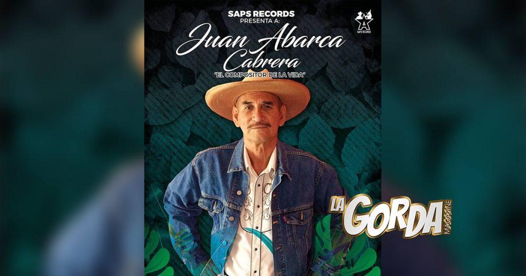 Juan Abarca Cabrera un compositor de Chiapas para el mundo