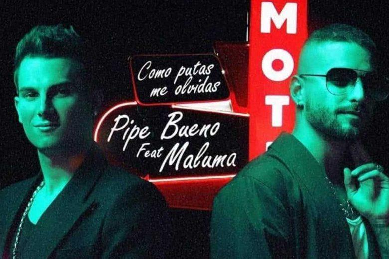 """Pipe Bueno y Maluma tienen entre sus manos un """"Tequila"""""""