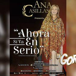 Ana Casillas apunta al éxito