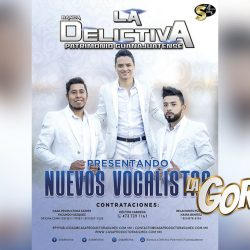 Banda La Delictiva agrega nuevas voces