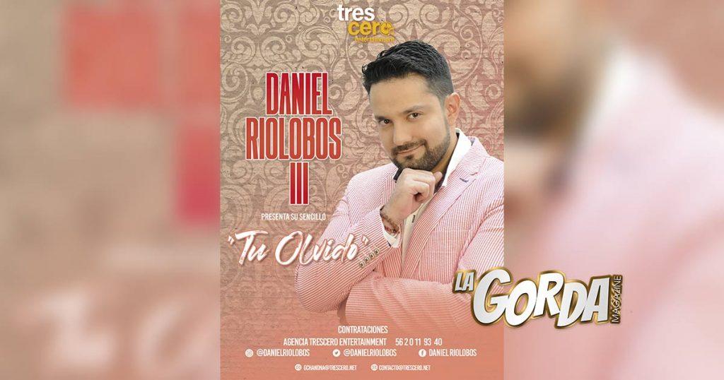 """Daniel Riolobos lll quiere que vivas """"Caricias Nuevas"""""""