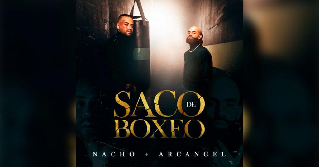 """Nacho y Arcángel se sienten como un """"Saco De Boxeo"""""""