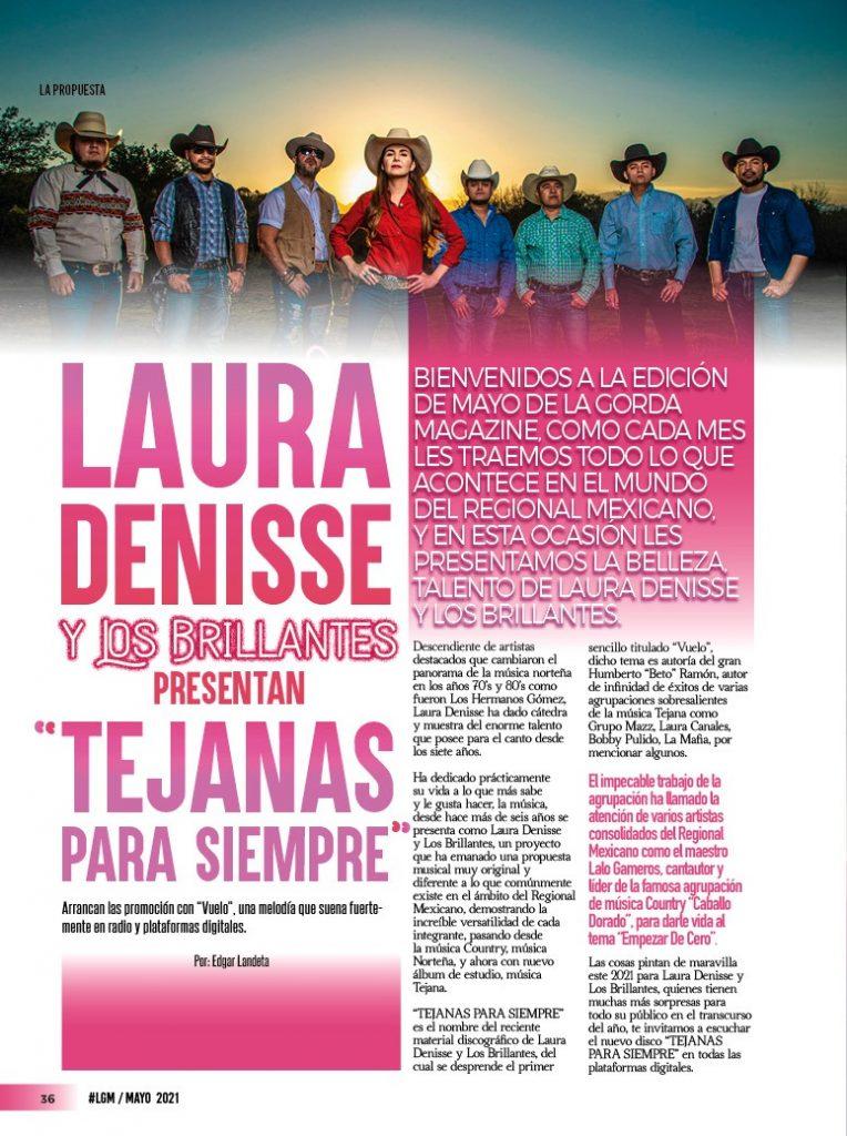 Laura Denisse y Los Brillantes.