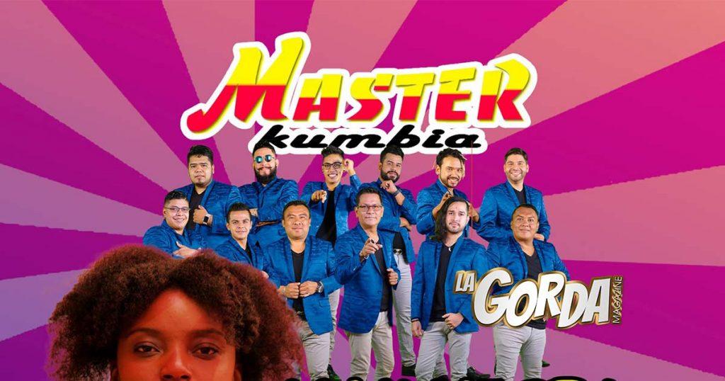 """Master Kumbia presenta """"Y Mi Negra Está Cansada"""""""