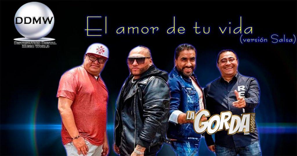 """Enamórate de """"El Amor De Tu Vida"""" en cumbia y salsa de Los Yes Yes y compañía"""