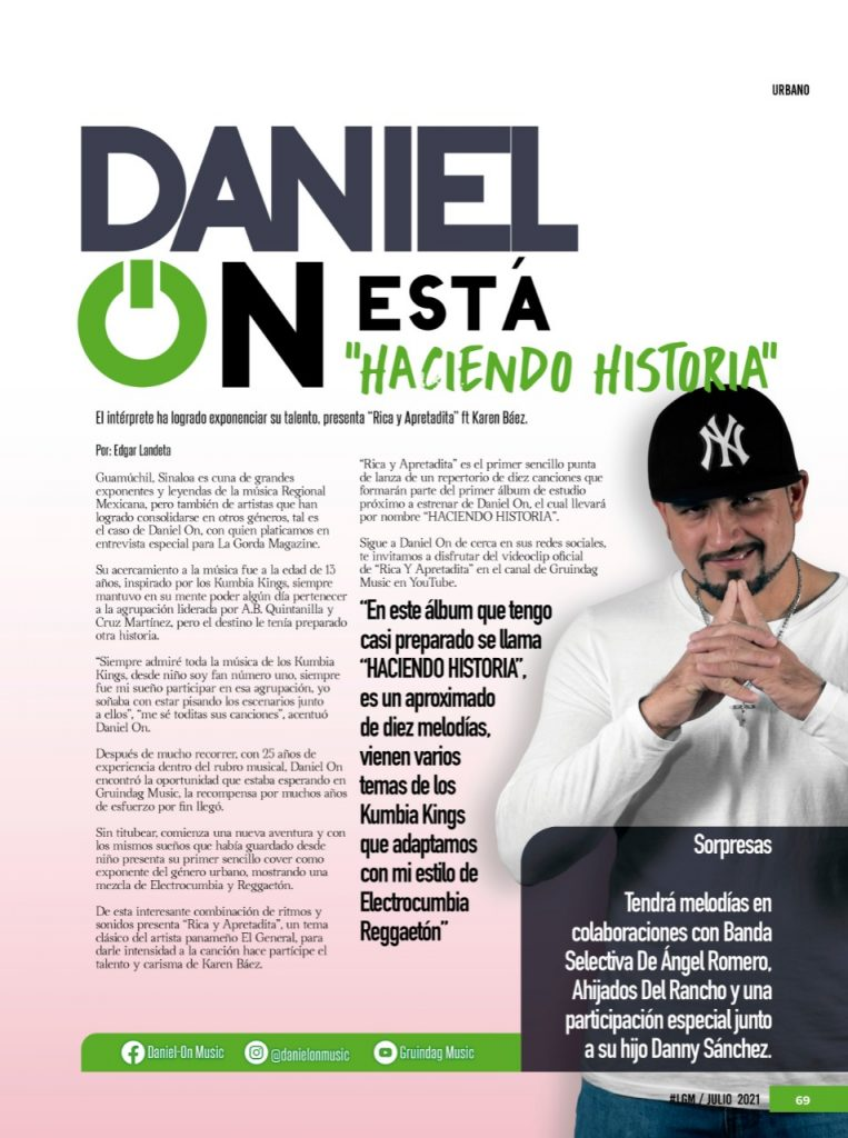Daniel On