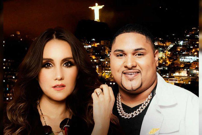 """Mc Kevin O Chris y Dulce María presentan """"Ela Tá Movimentando"""""""