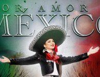"""Karen Báez con Mariachi canta """"POR AMOR A MÉXICO"""""""