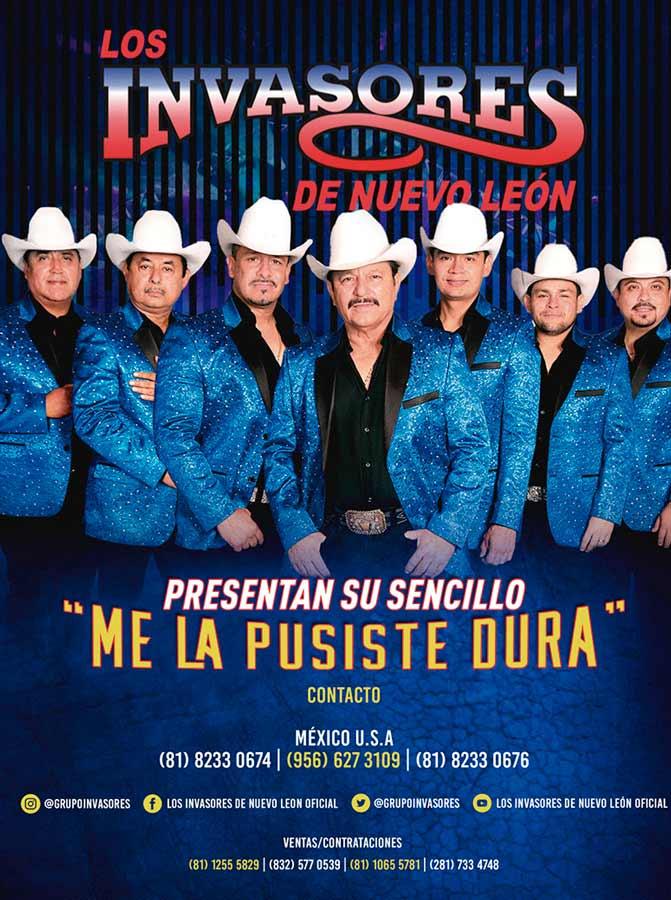 Los Invasores De Nuevo León, Me La Pusiste Dura
