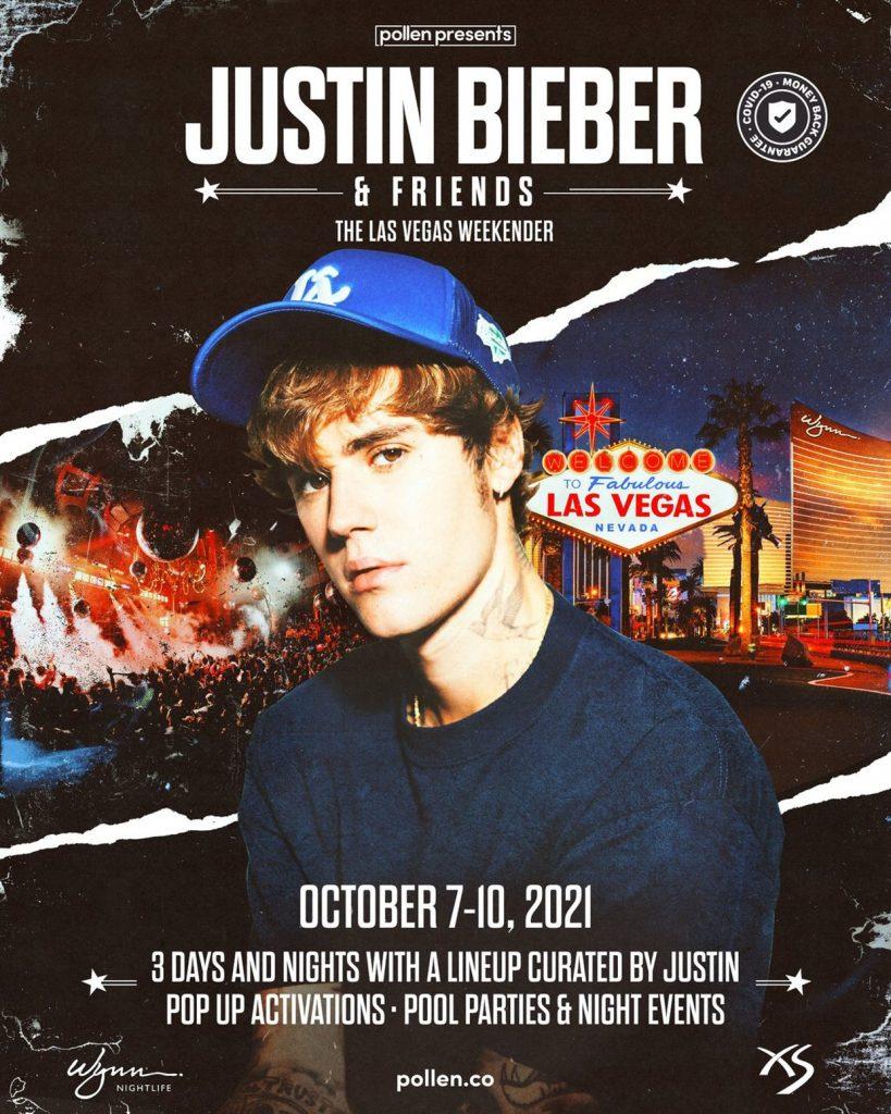 Justin Bieber & Friends, The Vegas Weekender