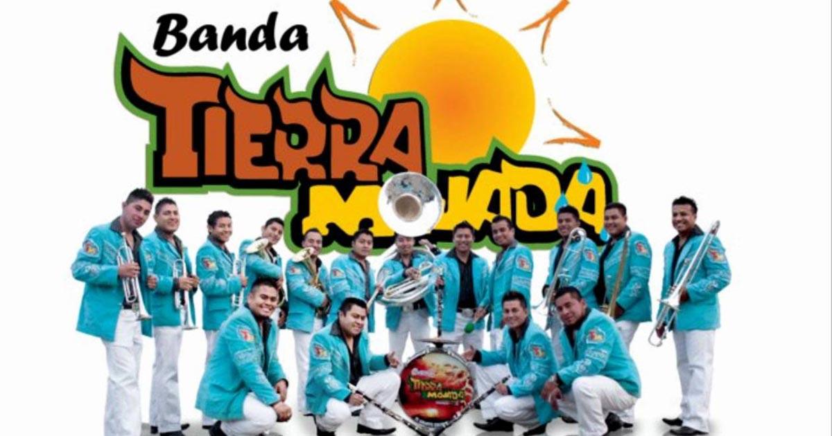 Banda Tierra Mojada hizo su primera gira de promoción por Guatemala