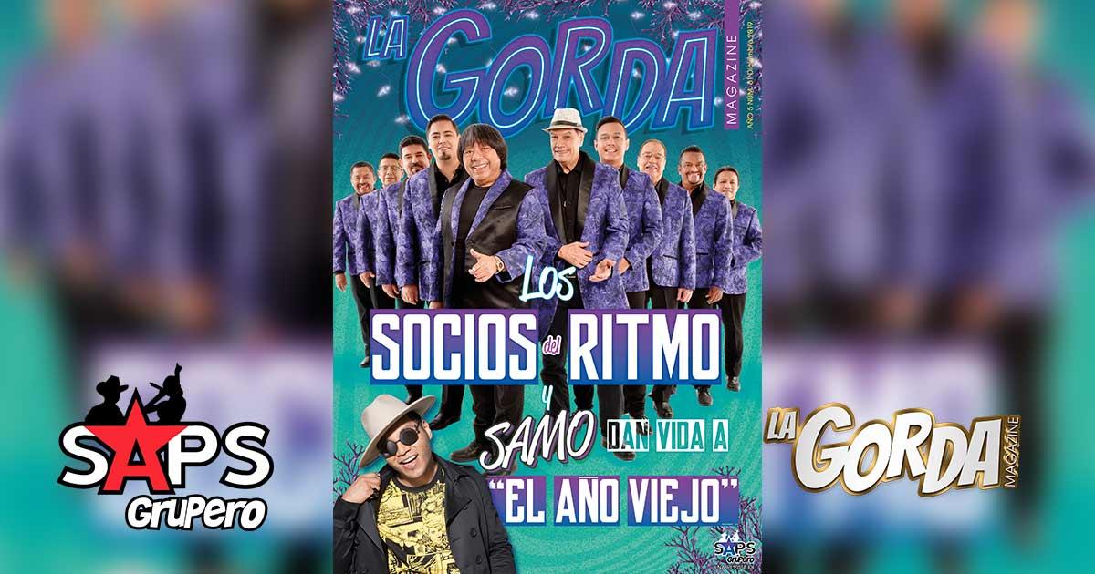 """Los Socios del Ritmo y Samo despiden """"El Año Viejo"""" con sabor a cumbia"""