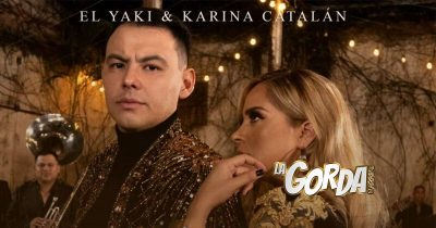 """El Yaki y Karina Catalán piden """"Una Pura Y Dos Con Sal"""""""