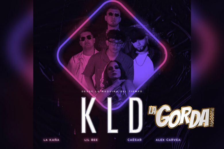 """KLD"" de Grupo La Kaña lleva la cumbia al género urbano"