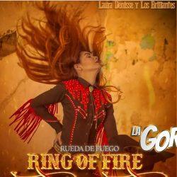 """Laura Denisse y Los Brillantes arderán con """"Ring Of Fire"""""""