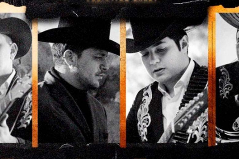 """Los Plebes del Rancho y Christian Nodal #1 en Estados Unidos con """"2 Veces"""""""