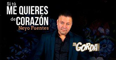 """Neyo Fuentes incursiona en el Pop con """"Si Tú Me Quieres De Corazón"""""""
