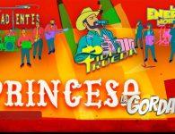 """Tú eres la """"Princesa"""" de Los Pikadientes de Caborca, La Energía Norteña y Fidel Rueda"""
