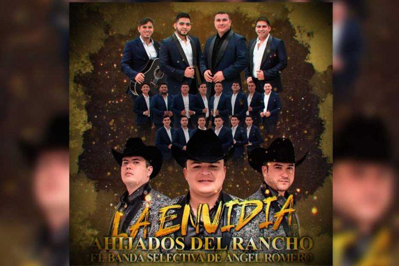"""Ahijados del Rancho y Banda Selectiva no tienen muina por """"La Envidia"""""""