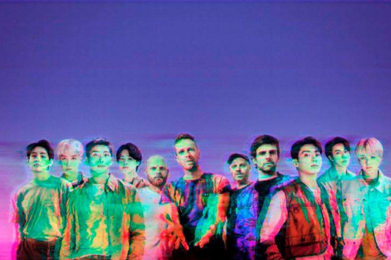 Coldplay y BTS encabezan el puesto #1 del Billboard Hot 100